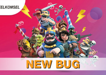 BUG GamesMax Telkomsel