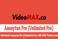 Anonytun Pro Unlimited mod