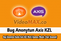 Bug Anonytun Axis KZL