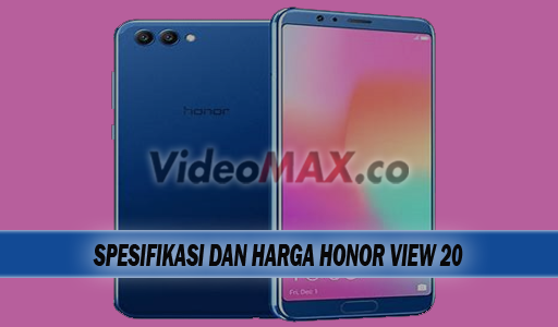 hp honor view 20