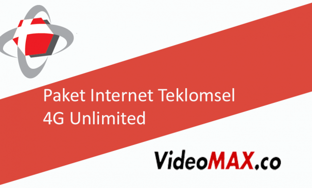 paket unlimited telkomsel