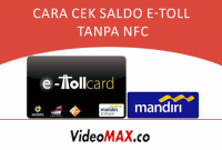car cek saldo e-toll