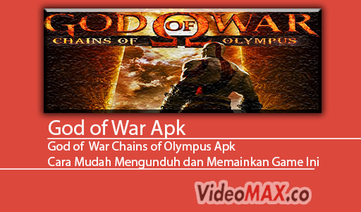 God Of War Apk Chains Of Olympus