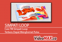 cara tm simpati loop