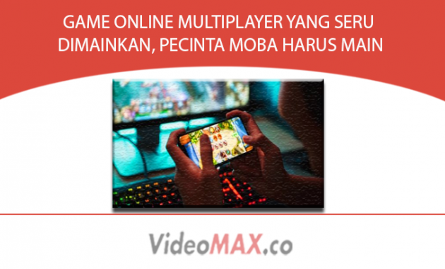 Game Online Multiplayer